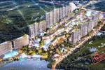 Quy mô toàn cảnh của dự án Cocobay Đà Nẵng.
