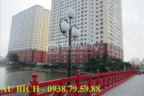 Bán căn hộ chung cư Mỹ Đức quận Bình Thạnh, 95m2, 3 phòng ngũ, nhà đẹp, giá tốt