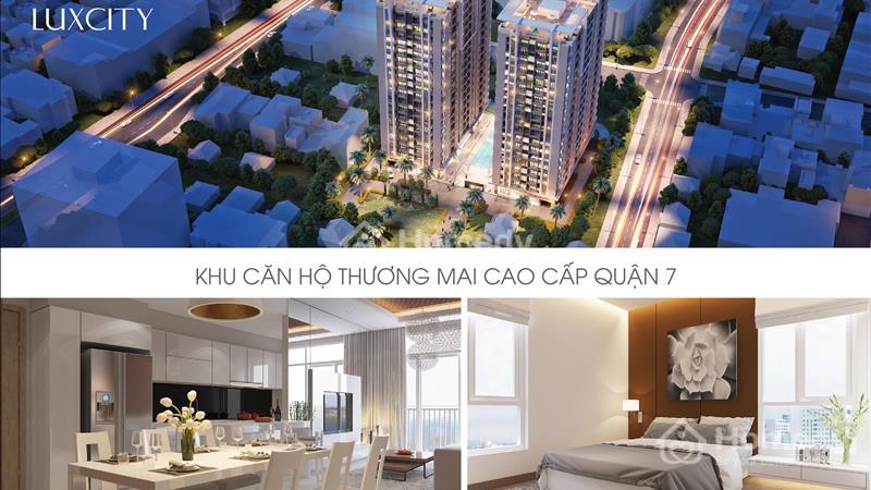 Cần bán gấp căn hộ Luxcity quận 7 giá thấp hơn CĐT 2Pn 71m2 chỉ 1,9 tỷ tặng gói nội thất - 10