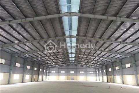 Cho thuê nhà xưởng quận 12 gần Nga Tư Ga giá 30 tr