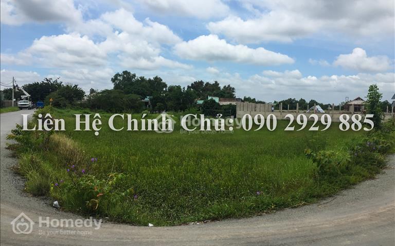 Cần bán gấp 2.000m2 đất hai mặt tiền đường Bùi Văn Sự, xã Quy Đức,huyện Bình Chánh với gía cực rẻ