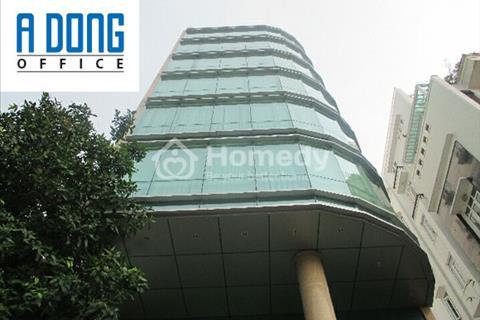 Văn phòng đẹp Q3, Tuấn Minh 2 Building - DT: 110m2, giá chỉ 35 tr/tháng đã bao VAT