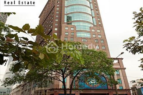 Văn phòng vip hạng A, Mê Linh Point Tower, Q1. DT: 77m2 và 89m2. 730 nghìn/m2/tháng