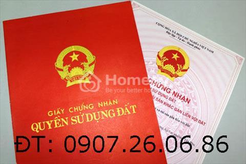 Bán đất xây nhà kho, nhà xưởng, cơ sở SX Vĩnh Phú, Thuận An, Bình Dương: Giá bán 4 triệu/m2