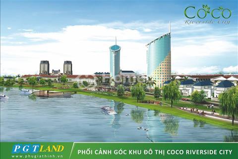 Đà Nẵng ra mắt Coco Riverside City -  Đầu tư sinh lời khủng - An Cư hoàn hảo