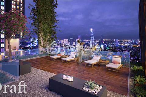 Bán căn hộ Hà Đô Centrosa, 3/2, quận 10 căn 56m2, 1PN 1WC 1ĐN tầng 12, view đẹp.