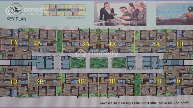 Bán sàn thương mại đẹp nhất phố Trung Hòa chung cư CT4 Vimeco - Cạnh Big C Thăng Long giá rẻ - 2
