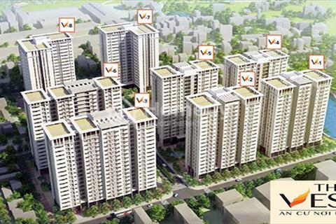 Sở hữu căn hộ 2 phòng ngủ V3 Prime chỉ với 890 triệu/căn dự án duy nhất Hà Đông.