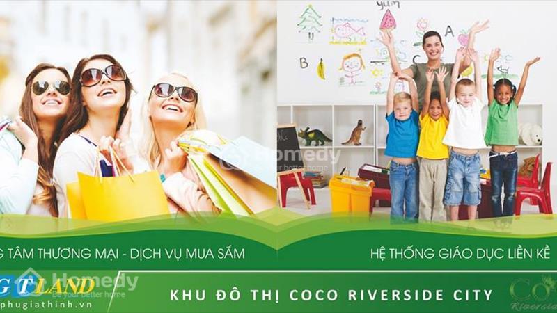Sắp mở bán khu đô thị nghỉ dưỡng '' Coco Riverside City'' gần biển, view sông - 3