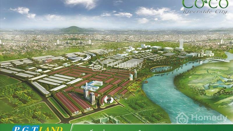 Sắp mở bán khu đô thị nghỉ dưỡng '' Coco Riverside City'' gần biển, view sông - 5