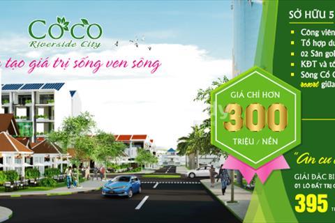 Sắp mở bán khu đô thị nghỉ dưỡng '' Coco Riverside City'' gần biển, view sông