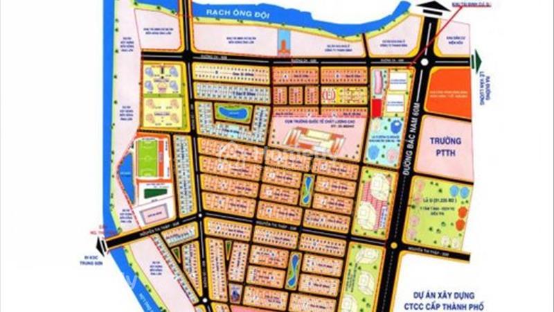 Bán căn hộ Him Lam riverside. 59 m2, 2 phòng ngủ, cửa đông, view tây, đầy đủ nội thất. 2.25 tỉ - 1