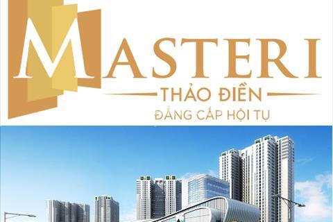 Tòa T1 - Khu căn hộ Masteri Thảo Điền