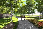 Bên cạnh đó, dự án FLC Garden City còn có không gian nhiều cây xanh, sân chơi cho trẻ em, người già... được bố trí hợp lý để mọi người có những giây phut thảnh thơi bên người thân sau ngày làm việc mệt mỏi.