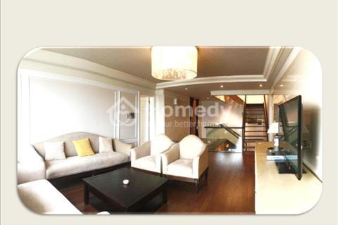 Bán căn hộ Penthouse Cantavil Hoàn Cầu 305m2 5PN sân vườn đầy đủ nội thất tiện nghi