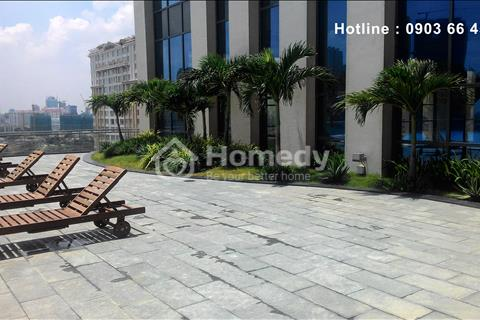 Cho thuê căn hộ chung cư Pearl Plaza Điện Biên Phủ Bình Thạnh