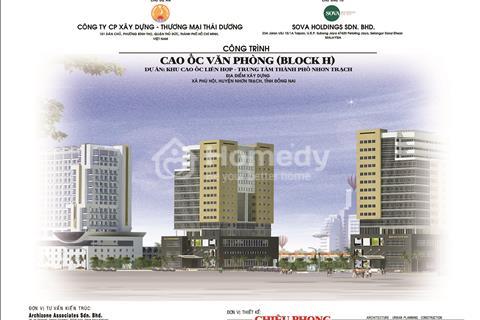Nhơn Trạch City Center - Sống tại thành phố mới theo cách riêng của bạn