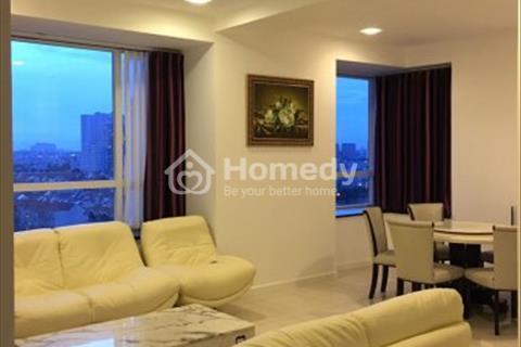 Cho thuê Sunrise City khu South, 99m2, 2PN, đầy đủ nội thất, căn góc, view hồ, 20 triệu/tháng