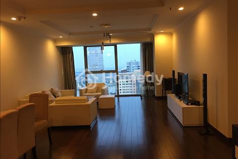 Cho thuê căn hộ Vincom Center tầng cao 157m2 3PN nội thất tiện nghi view sông tuyệt đẹp