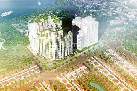 Cho thuê căn hộ Him Lam Riverside,142m2 3 phòng ngủ 3 WC
