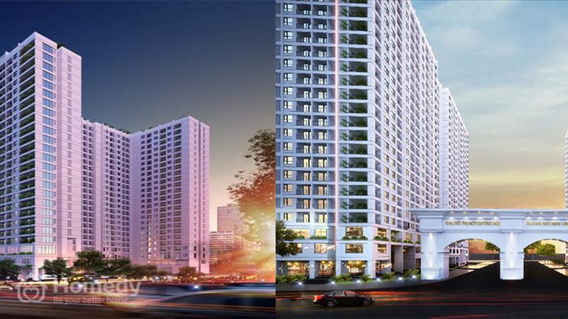 Dự án Anland Complex Hà Nội - ảnh giới thiệu