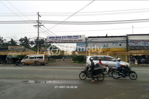 Bán đất mặt tiền đường thông dài xuyên suốt rất thuận tiện kinh doanh buôn bán ngay