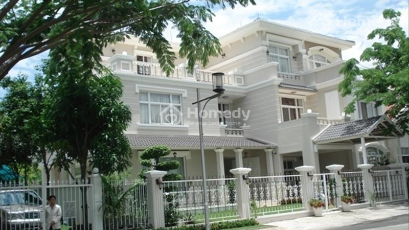 Bán biệt thự tứ lập Mỹ Thái 2 đầy đủ nội thất, sổ hồng, giá 19 tỷ 300 - 1