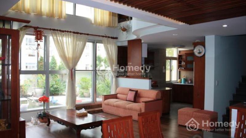Bán biệt thự tứ lập Mỹ Thái 2 đầy đủ nội thất, sổ hồng, giá 19 tỷ 300 - 2