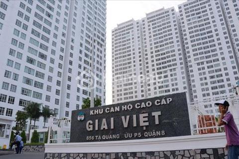 Cần bán gấp căn hộ chung cư Giai Việt - Q8