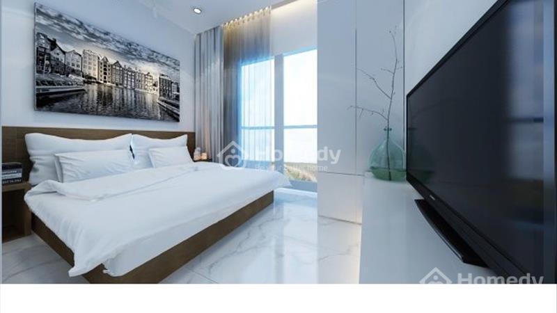 Cho thuê căn hộ dịch vụ International Plaza Phạm Ngũ Lão, giá 36 triệu/tháng - 1