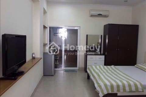 Cho thuê căn hộ dịch vụ đường Võ Thị Sáu 40m2 1PN sạch đẹp đầy đủ tiện nghi