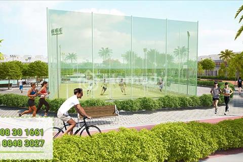 Chính thức mở bán dự án đất nền nhà phố vườn ven sông liền kề Phú Mỹ Hưng