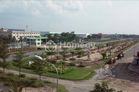 Bán đất thổ cư gần KCN Đức Hòa III, 2,8 triệu/m2.