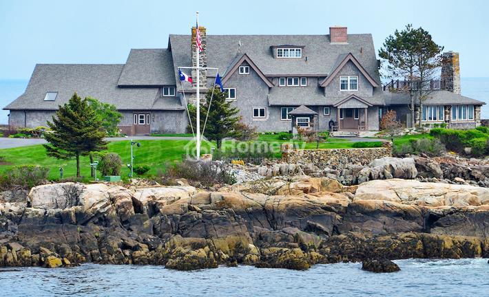 Khám phá khu biệt thự nghỉ dưỡng của cựu tổng thống Mỹ George H.W.Bush