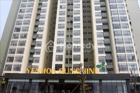 Cho thuê căn hộ G3AB, tòa Yên Hòa Sunshine. Diện tích 105 m2