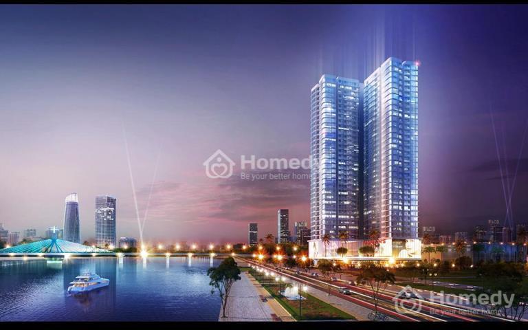 Bán căn hộ dịch vụ khách sạn cho thuê Vinpearl Condotel Đà Nẵng hợp đồng thuê 50 năm.
