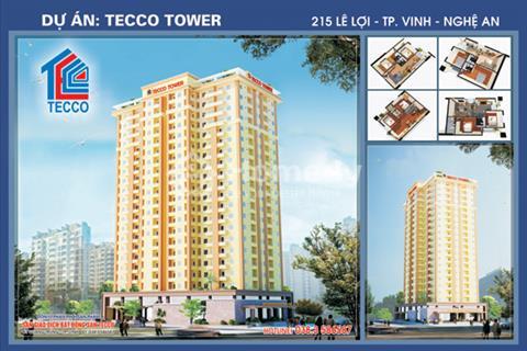 Mở bán đợt cuối 15 căn hộ dự án chung cư Tecco 215 Lê Lợi. Nhanh tay kẻo lỡ mất cơ hội