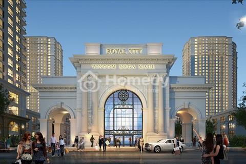 Cho thuê chung cư Royal City tòa R4 112 m2 nội thất cơ bản giá thuê 14 triệu /tháng.