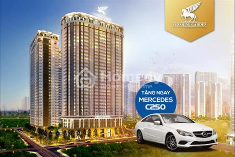 Sunshine Garden cạnh Times City giá từ 1,5 tỷ, vay ngân hàng 70%, LS 0% đến lúc nhận nhà, CK 3%