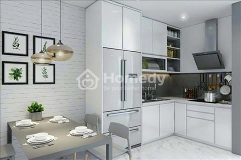 Cho thuê căn hộ chung cư 2 phòng ngủ  lầu cao tại Dự án Tropic Garden