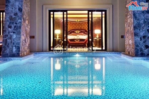 be boi Vinpearl Luxury Villas