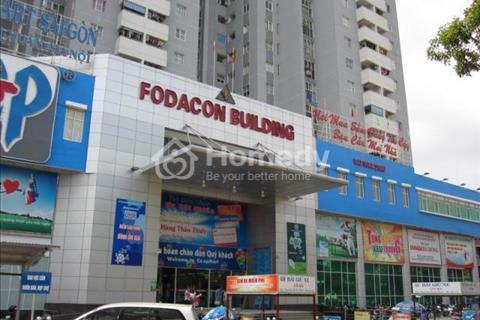Cơ hội vàng mua căn hộ CT2 Fodacon, 3 phòng ngủ. Giá sốc 22,5 triệu/ m2