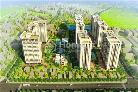 Chung cư thương mại ngay trung tâm quận Hà Đông chỉ từ 900 triệu/ căn 2 phòng ngủ