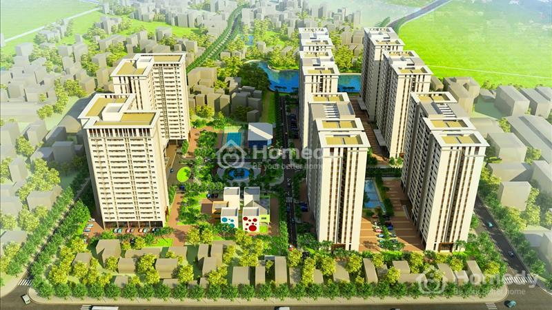 Chung cư thương mại ngay trung tâm quận Hà Đông chỉ từ 900 triệu/ căn 2 phòng ngủ  - 1