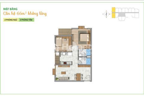 Sở hữu ngay căn hộ có tầng lửng ngay trung tâm Quận 2  - 3pn/3wc chỉ 1.5 tỷ