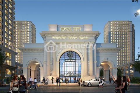 Cho thuê căn hộ tòa R5 Royal City hướng Nam rộng 140 m2, gồm 3 ngủ 2 vệ sinh, 1 bếp, 1 khách