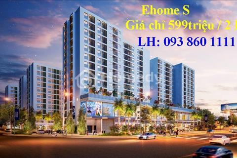 Chỉ với 199 TRIỆU sở hữu ngay căn hộ 2 PN. Dự án Nhà ở xã hội của Nam Long