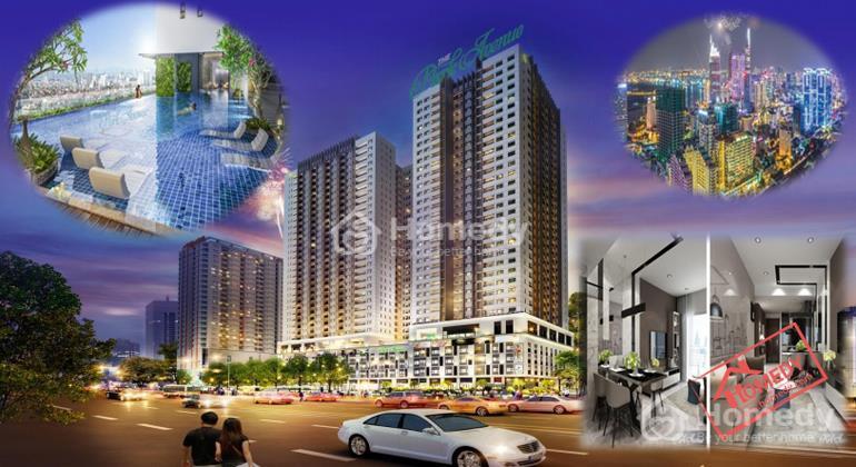 Phoi canh The Park Avenue