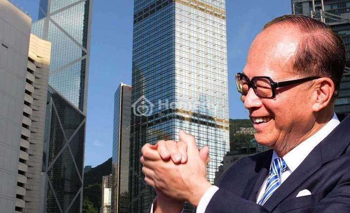 Bật mí những tuyệt chiêu kinh doanh của ông trùm bất động sản Lý Gia Thành
