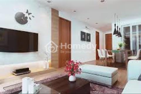 Cho thuê  căn hộ R5 Royal City 2 phòng  ngủ nội thất  đầy đủ, view quảng trường